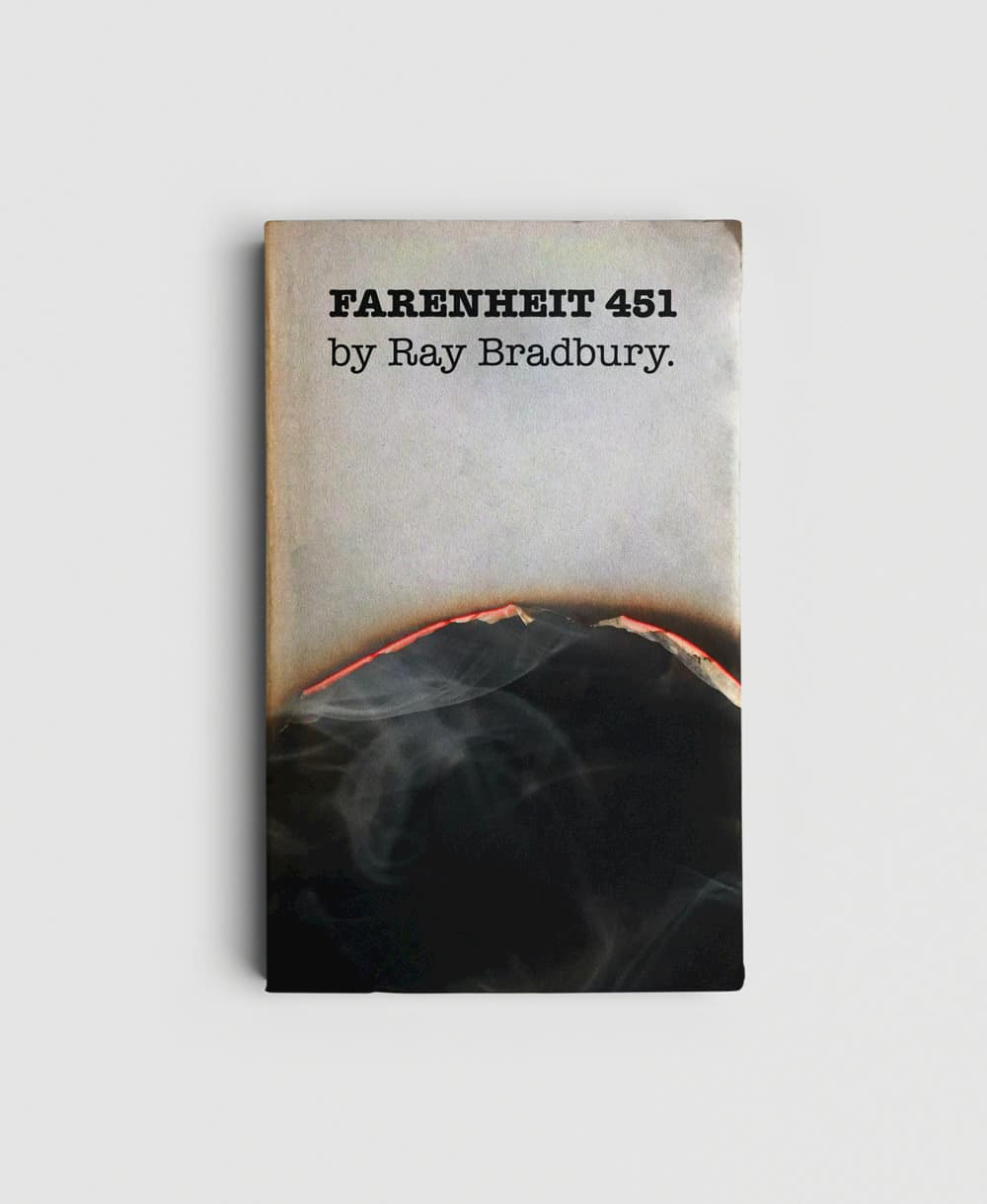 Farenheit 451 cover