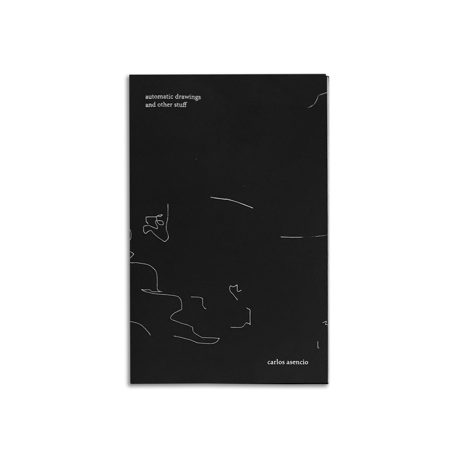 Automatic drawings and other stuff zine